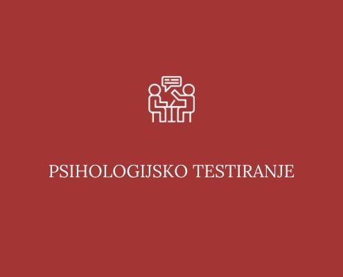 Psihologijsko testiranje